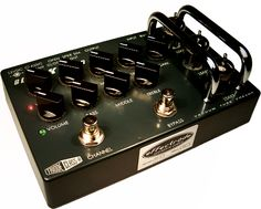Blackbird Vacuum Tube Preamp Effects Pedal....don't know that I'll ever use it, but respect for all effectrode products.