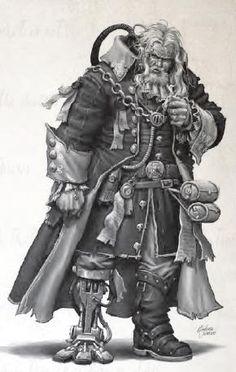 Rogue Trader - Warhammer 40k Warhammer 40k Rpg, Warhammer Models, Character Portraits, Character Art, Rogue Traders, Dark Eldar, Cyberpunk Character, T Art, Sci Fi Art