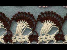 ▶ Zehra Atak Tığ Örgüsü Yapıyor - Zehra Atak, Crochet Knitting doing the Knitting - YouTube