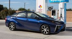 #NHTSA proposal aims to promote fuel cells, mild hybrids