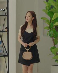 Park Min Young, Lucky Ladies, Korean Fashion Trends, Korean Actresses, Young Fashion, Korean Outfits, Chiffon Dress, Bellisima, Minis