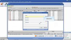 SGAE Gestão Comercial - Entrada de Mercadoria com XML da Nota Fiscal