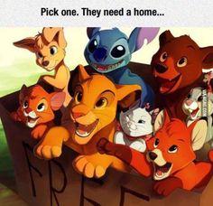Box of Disney Cuteness by TamberElla Disney Cartoon Characters, Cartoon As Anime, Disney And Dreamworks, Disney Pixar, Funny Disney Memes, Disney Jokes, Disney Cartoons, Disney Crossovers, Cartoon Crossovers