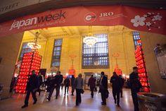 Japan Week at Grand Central Terminal