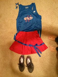Representing #teamrundisney !  #dressmeupred