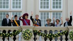 Prinsjesdag 2012, The Hague