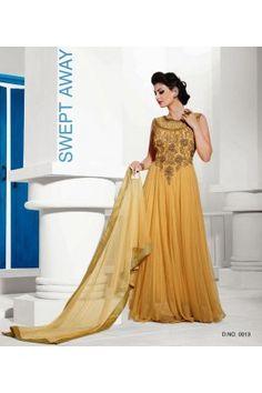 Ethnic Fire Designer Wedding Gowns 24343