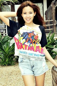 Hey, I found this really awesome Etsy listing at https://www.etsy.com/listing/188447518/batman-women-girl-shirt-t-shirt-chic