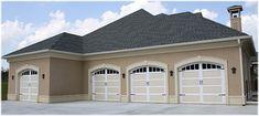 Signature Carriage House Garage Doors | Southern Ideal Door | Top ...