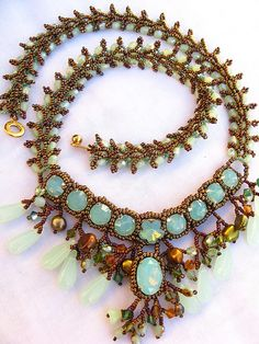 New Opal Imperial necklace | Flickr - Photo Sharing!