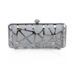 Gorgeous Silk Shell Evening Handbags/ Clutches More Colors Available – USD $ 39.99