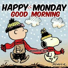 Yes, the start of a new work week. ☑️ Goals set ☑️ Plans made ☑️ Success Are you doing what you need to create your success? Happy Monday Pictures, Happy Monday Quotes, Happy Morning Quotes, Morning Memes, Happy Monday Images Funny, Monday Humor Quotes, Morning Messages, Good Morning Snoopy, Good Morning Happy Monday