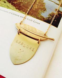 Frontier Explorer Necklace — Eclectic Eccentricity Vintage Jewellery