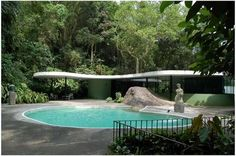 Casa das Canoas, by Oscar Niemeyer