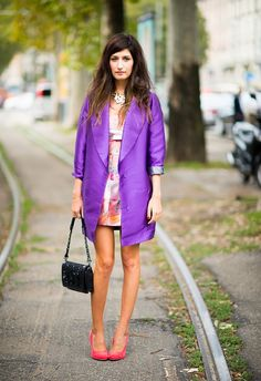 The Rule: Mini Dresses Should Not Be Worn During The Day