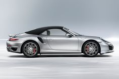 Image of Porsche 2014 911 Turbo Cabriolet & 911 Turbo S Cabriolet