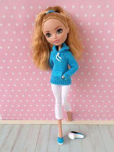 PlayDolls.ru - Играем в куклы :: Тема: Апельсиновая кошечка: Одежда для кукол…