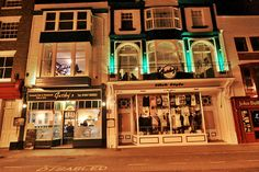 Gatsby's Fish and Chips Restaurant, Whitby, Yorkshire