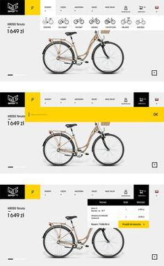 MC Sport Website on Behance