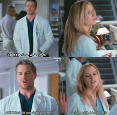 This just goes to show that mark and Lexie are meant to beeeeeee Greys Anatomy Episodes, Greys Anatomy Funny, Grey Anatomy Quotes, Grays Anatomy, Grey's Anatomy Lexie, Grey's Anatomy Mark, Mark Sloan, Lexie Grey, Mark E Lexie