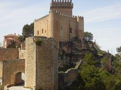 Castillo de las altas torres de Alarcón