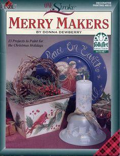 One Stroke Merry Makers - Галина Чернышева - Álbuns da web do Picasa...