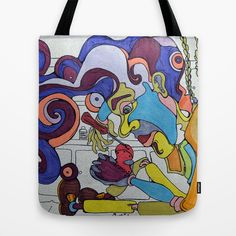 Provoke Culture | Mending My Heart (Tote Bag)
