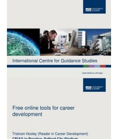 Free online tools for career development Powerpoint by Tristram Hooley