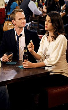 Swarkles (Barney and Robin) - How I Met Your Mother