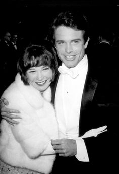 Shirley MacLaine and Warren Beatty the 38th annual Academy Awards in 1966. Description from pinterest.com. I searched for this on bing.com/images