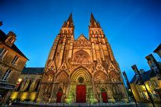 Bayeux Cathedral - Bayeux, France