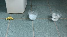 How To Clean Dirty Grout Comparison