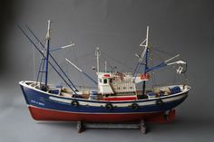 pesquero Carmen II de Artesania Latina