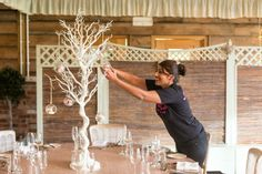 Styled shoot behind the scenes  #wedding #nicheevents #styleshoot #venuestyling