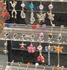 Ear Jewelry, Cute Jewelry, Body Jewelry, Jewelry Accessories, Jewlery, Cool Piercings, Belly Piercings, Piercing Tattoo, Crafts