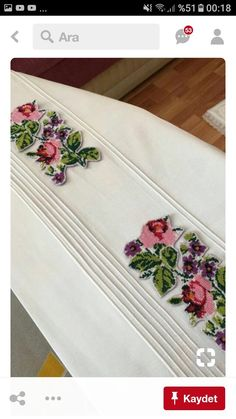 Likes, 96 Comments - Rab Stitch Crochet, Crochet Yarn, Chandelier Wedding Decor, Embroidery Stitches, Hand Embroidery, Viking Tattoo Design, Sunflower Tattoo Design, Cross Stitch Rose, Vintage Tablecloths