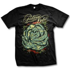 IMAGE | Parkway Drive - Blue Rose Tattoo
