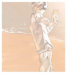 Trendy Ideas Sad Art Alone Anime Characters Anime Art Girl, Manga Art, Character Art, Character Design, Nate River, Fanart, Boy Art, Art Sketchbook, Aesthetic Art