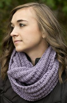 Sage Bloom Scarf - free crochet pattern by Kristen Stoltzfus for Cascade Yarns.
