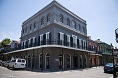 The LaLaurie Mansion in New Orleans, Louisiana, USA  One of the most famous haunted houses in the city sits at 1140 Royal Street in the French Quarter. The mansion was owned in the 1800s by Madame LaLaurie and her physician husband who purchased slaves and conducted unimaginable medical experiments on them.