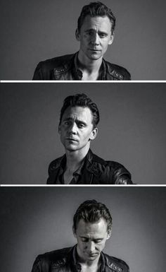Hiddles. I'm dying right now guys. LOOK AT THE SECOND PANEL.