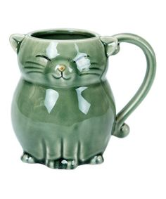 This Cat Mug is perfect! #zulilyfinds
