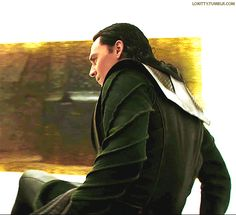 lokitty: Loki looks like he just spotted his prey.