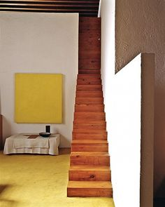 A master of architecture, scale, and the manipulation of light... Luis Barragan.
