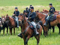 2nd US Cavalry Natural Horsemanship, Confederate Flag, America Civil War, Western Movies, Le Far West, Gettysburg, Shiloh, American, Westerns