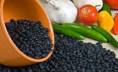 No-Soak CrockPot Black Beans #MAWPrints