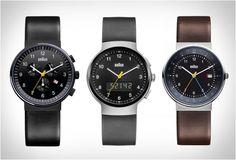 Braun 2014 Watch Collection