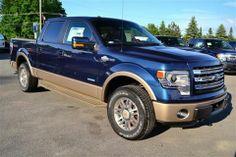 Toyota Wilson Nc >> 2015 Ford F-150 XLT 4WD SuperCrew 5.0L V8. Blue Jeans Metallic.   Trucks   Pinterest   Blue ...