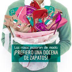 Lo que queremos las #mujeres. #ModaAndrea #Glamour #Actitud #Estilo
