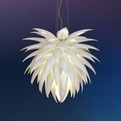 "Possini Euro Design Icicle Leaf Chanelier $1499.99 34""w x 31""h (1 100 watt bulb) off-white aluminum leaf"